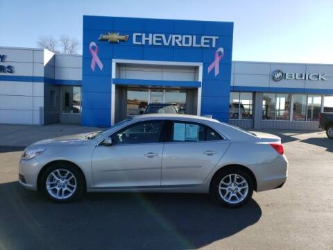 2015 Chevrolet Malibu for sale at Finley Motors in Finley ND