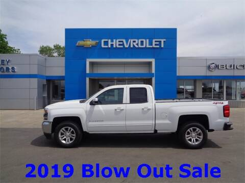 2019 Chevrolet Silverado 1500 LD for sale at Finley Motors in Finley ND