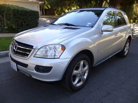 2008 Mercedes-Benz M-Class for sale at Altadena Auto Center in Altadena CA