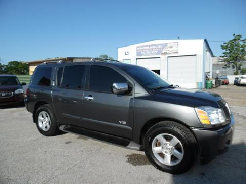 2007 Nissan Armada for sale in Houston, TX