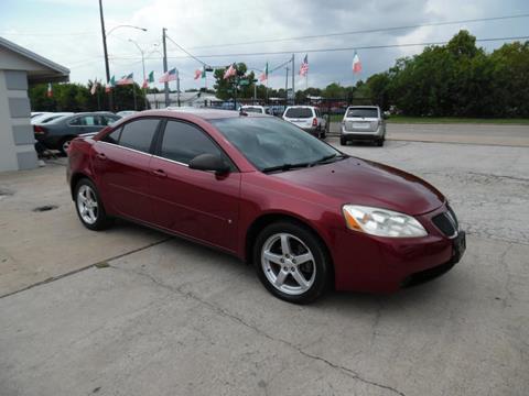 2008 Pontiac G6 for sale in Houston, TX
