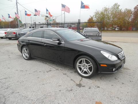 2006 mercedes benz cls for sale in houston tx for Mercedes benz for sale in houston