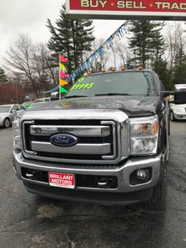 2013 Ford F-250 Super Duty for sale in Topsham, ME