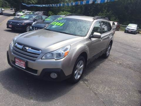 2014 Subaru Outback for sale in Topsham, ME