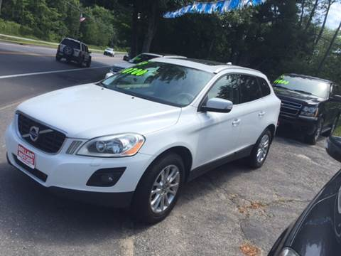 2010 Volvo XC60 for sale in Topsham, ME