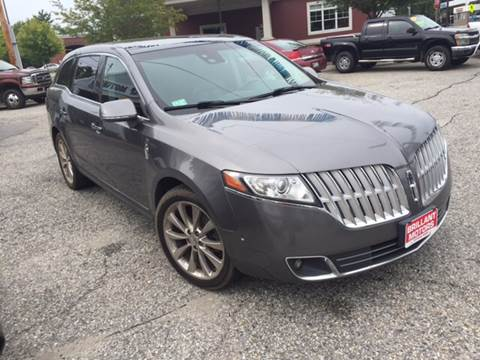 2010 Lincoln MKT for sale in Topsham, ME