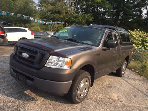 2007 Ford F-150 for sale in Topsham, ME