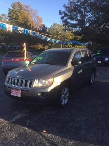 2011 Jeep Compass for sale in Topsham, ME