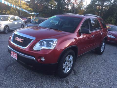 2012 GMC Acadia for sale in Topsham, ME