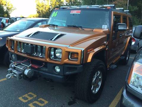 2006 HUMMER H2 for sale in Topsham, ME