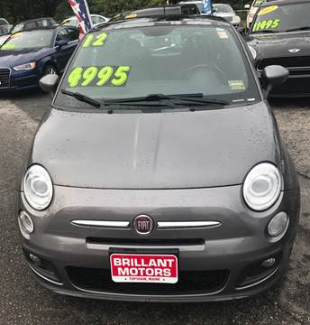2012 fiat 500 for sale in somerset, ma - carsforsale®