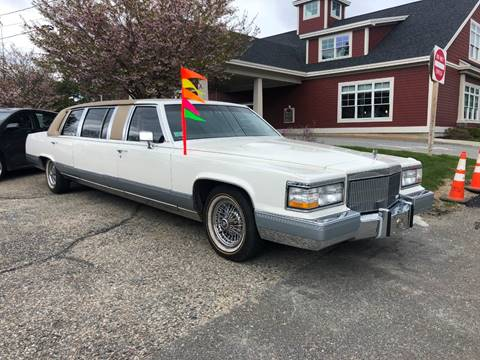 1990 Cadillac Brougham for sale in Topsham, ME
