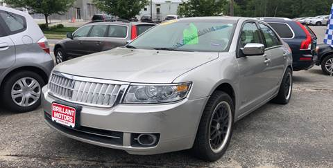 2007 Lincoln MKZ for sale in Topsham, ME