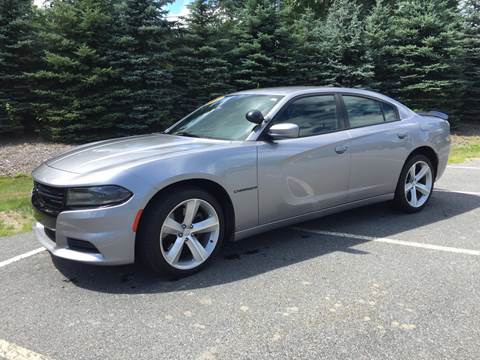 2016 Dodge Charger for sale at Brilliant Motors in Topsham ME