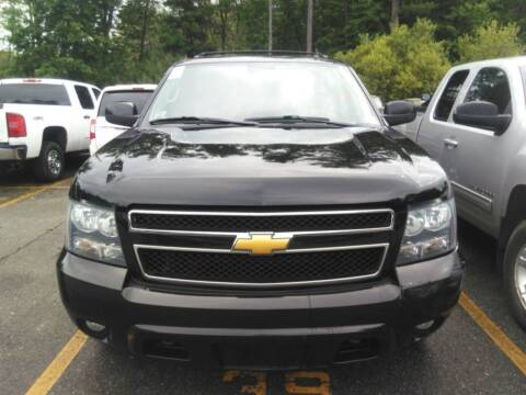 2012 Chevrolet Suburban for sale at Brilliant Motors in Topsham ME