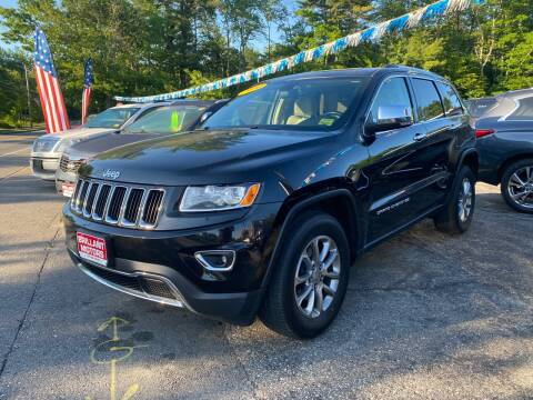 2014 Jeep Grand Cherokee for sale at Brilliant Motors in Topsham ME