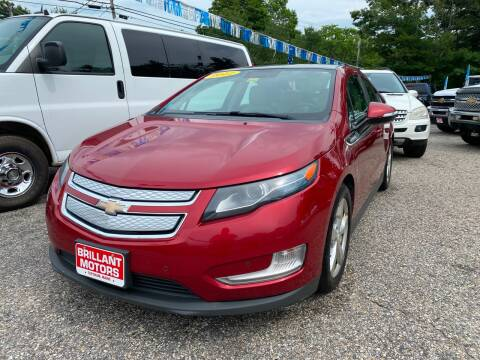 2012 Chevrolet Volt for sale at Brilliant Motors in Topsham ME