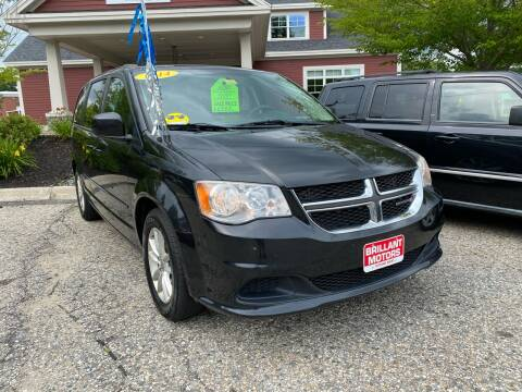 2014 Dodge Grand Caravan for sale at Brilliant Motors in Topsham ME