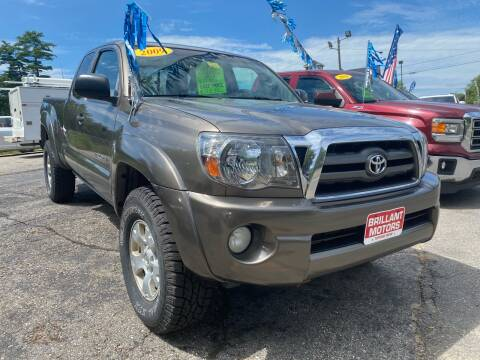 2009 Toyota Tacoma for sale at Brilliant Motors in Topsham ME