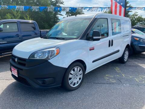 2015 RAM ProMaster City Cargo for sale at Brilliant Motors in Topsham ME