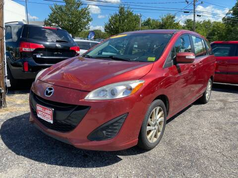 2014 Mazda MAZDA5 for sale at Brilliant Motors in Topsham ME