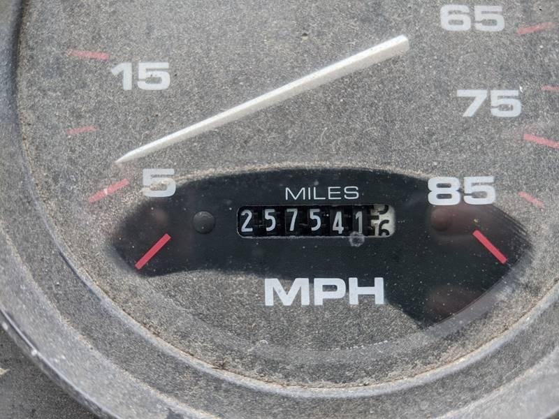 2000 Freightliner MT45 Morgan Olson P1000  - Sioux Falls SD