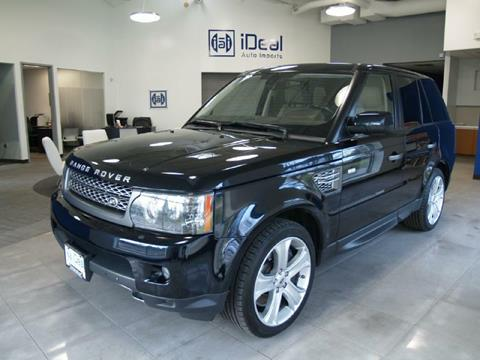 land rover range rover sport for sale in eden prairie mn. Black Bedroom Furniture Sets. Home Design Ideas