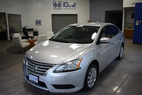 2015 Nissan Sentra for sale in Eden Prairie, MN