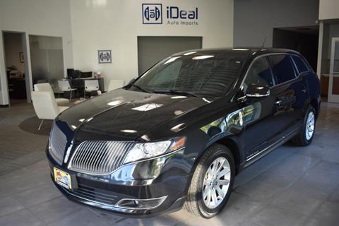 2015 Lincoln MKT Town Car for sale in Eden Prairie, MN