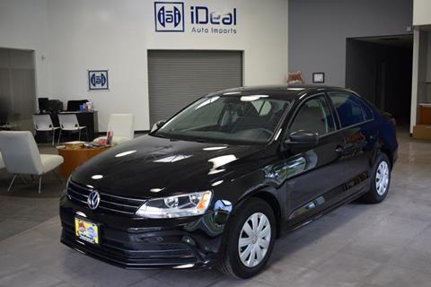 2016 Volkswagen Jetta for sale in Eden Prairie, MN