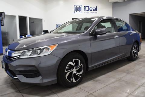 2016 Honda Accord for sale in Eden Prairie, MN
