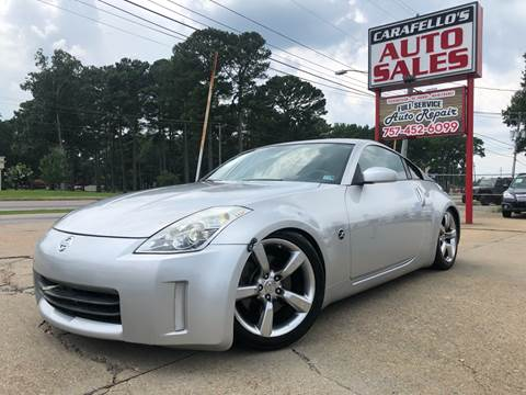 2006 Nissan 350Z for sale at Carafello's Auto Sales in Norfolk VA