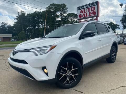 2017 Toyota RAV4 for sale at Carafello's Auto Sales in Norfolk VA