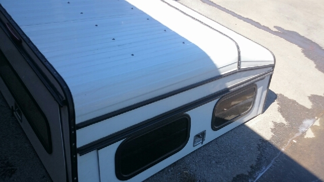 2011 Leer CAMPER SHELL for sale at Elite Auto Sales in Herrin IL