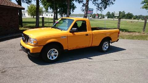 2008 Ford Ranger for sale at Elite Auto Sales in Herrin IL