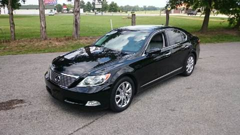 2009 Lexus LS 460 for sale at Elite Auto Sales in Herrin IL