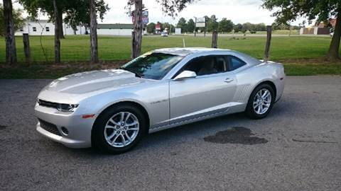 2015 Chevrolet Camaro for sale at Elite Auto Sales in Herrin IL