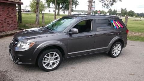 2015 Dodge Journey for sale at Elite Auto Sales in Herrin IL