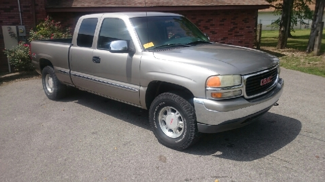 1999 Gmc Sierra 1500 SLE 3dr 4WD Extended Cab SB In Herrin IL ...
