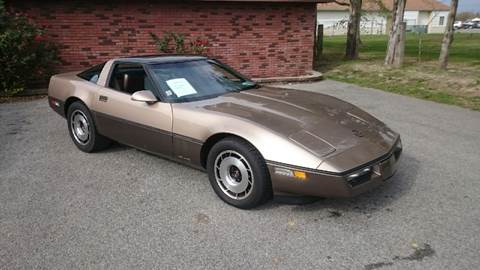 1984 Chevrolet Corvette for sale at Elite Auto Sales in Herrin IL