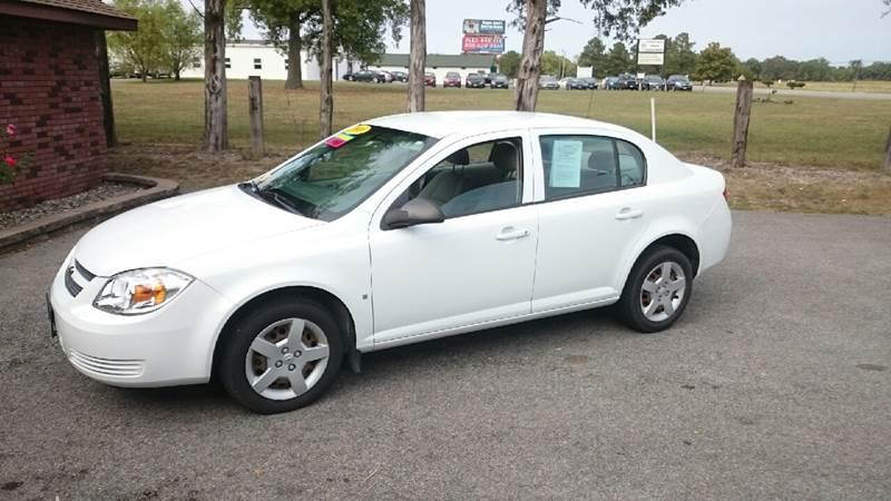 2008 Chevrolet Cobalt LS 4dr Sedan In Herrin IL - Elite Auto