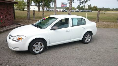 2008 Chevrolet Cobalt for sale at Elite Auto Sales in Herrin IL