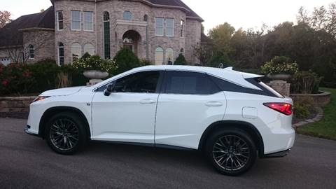 2017 Lexus RX 350 for sale at Elite Auto Sales in Herrin IL