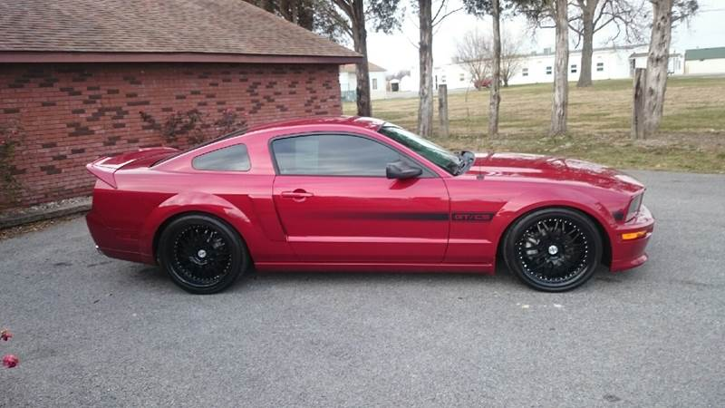 2008 Ford Mustang GT Premium 2dr Fastback In Herrin IL