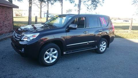 2012 Lexus GX 460 for sale at Elite Auto Sales in Herrin IL