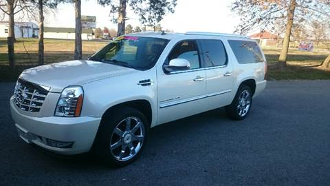 2010 Cadillac Escalade ESV for sale at Elite Auto Sales in Herrin IL