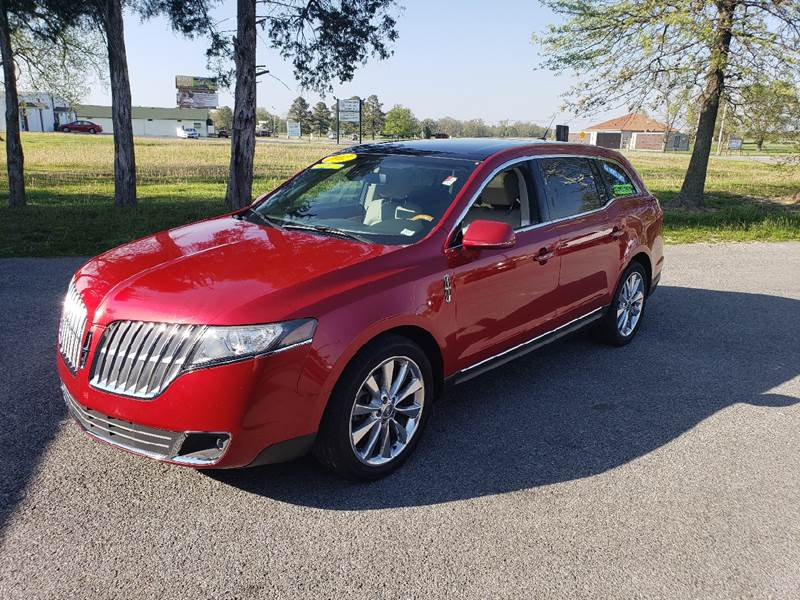 2012 Lincoln MKT for sale at Elite Auto Sales in Herrin IL