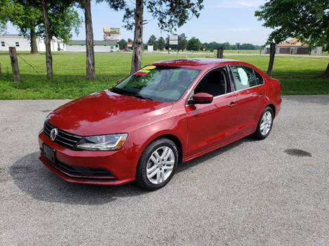 2017 Volkswagen Jetta for sale at Elite Auto Sales in Herrin IL
