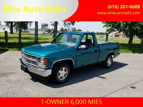 1995 Chevrolet C/K 1500 Series for sale at Elite Auto Sales in Herrin IL