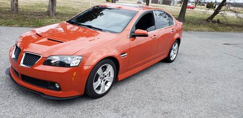 2008 Pontiac G8 for sale in Herrin, IL